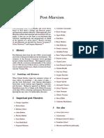 Postmarxismo Inglés wikipedia