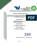 Informe Tecnico de Residencia Profesional Hernan