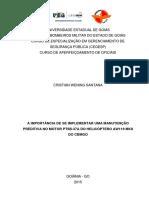 Artigo Cientifico Manutenção Preditiva em Helicóptero