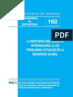CE 160 La Respuesta Del Derecho Internacional