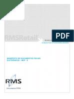 Fiscal Manifesto de Documentos Fiscais Eletronicos
