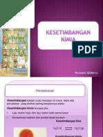 Kesetimbangan Kimia (14-15)