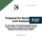 WECC EIS Benefit Cost Analysis Doc 2 25 10_Final