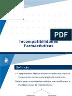 Aula7-IncompatibilidadesFarmacêuticas