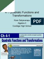 4-1 quadratic eqn   trans