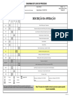 Fluxograma de Processo - Trappe Anneau de Remorquage