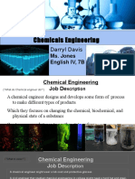 chemical engerinneering