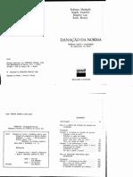 Machado, Roberto - Danação Da Norma Medicina Social e Constituição Da Psiquiatria No Brasil