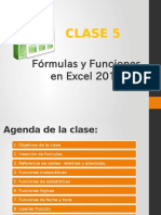 formulas y funciones excel 2010