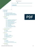 Sqoop User Guide (v1.4