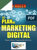 Cómo Hacer El Plan de Marketing Digital