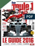 Sport Auto Hors-Série - Guide Formule 1 - 2016.pdf