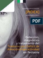 ANEXO 3 Trastorno Déficit de Atención Libro Con Info y Escala Snap Padres y Profe