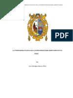 Inmunidad Parlamentaria - EnSAYO_refutación