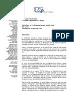 Carta IPYS Caso Rafael León