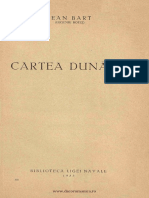 Jean Bart - Cartea Dunărei