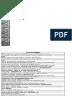 Esquema de Clases 2016- Procedimiento Ordinario - Colegio de Abogados
