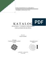 Katalog izdanja