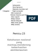 Pemicu 23