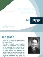 Modelo de Sistemas