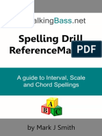 Spelling Reference Manual
