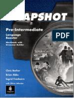 Snapshot Pre Intermediate Language Booster