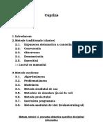 Referat Didactica Informaticii