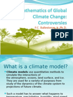 Mathematics of Global Climate Change