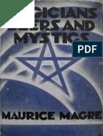Magicians, Seers and Mystics (1932)
