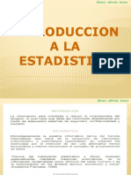 1 INTRODUCCION de Bioestadistica