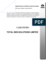 Application of Total Indi-Solutions Ltd.