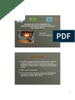 Sistema de Post-combustión y Reducción de Emisiones Para Hornos de Combustión