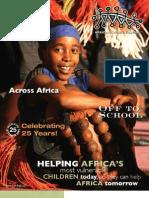 African Children's Choir Magazine Q1-2010 Choir 34