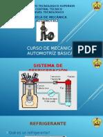 Curso de Mecánica Automotriz Refrigeración (2)