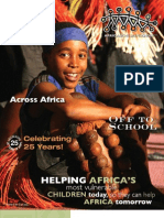 African Children's Choir Magazine Q1-2010 Choir 35