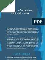 5. Parâmetros Curriculares Nacionais - Arte