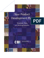 CBI PDG Workbook