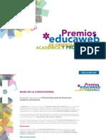 Premios educaweb de orientación académica y profesional_2010