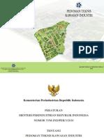 Pedoman Teknis Kawasan Industri Final E-book Ok