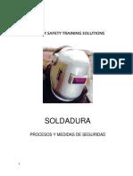 Soldadura, Seguridad y Procesos