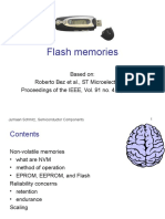 Stand Alone Flash Memories