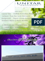 Presentation1 HRM