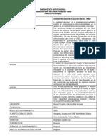 Diagnostico Institucional Ineb Panzos