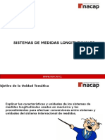 2. Sistemas de Medidas Longitudinales