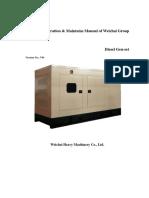 Operation Manual of L Series WPG27.5-165KVA