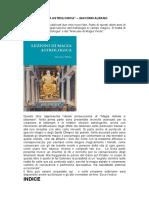 Lezioni Di Magia Astrologica - Giacomo Albano