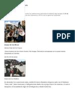 Danzas Urbanas de Guatemala