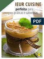 Lidl - Chef Hernani Ermida - Booklet de Receitas Para o Monsieur Cuisine