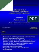 El Mercado de GLP Latinoamerica y Sur America Situacion Actual y Proyecciones - Roberto Carnicer