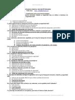 Estructura Teorica Vial Salvador